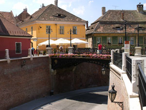 Sibiu - The Liars Bridge