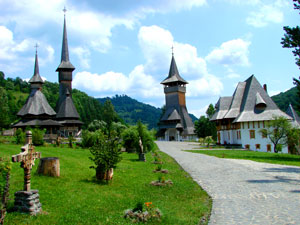 Maramures - Wooden Churches
