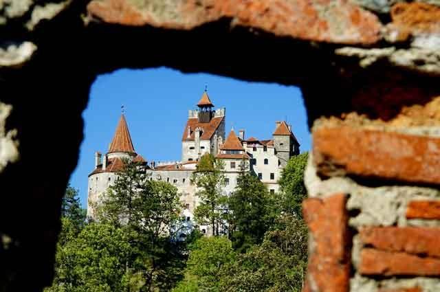 Bran castle day trip from Brasov