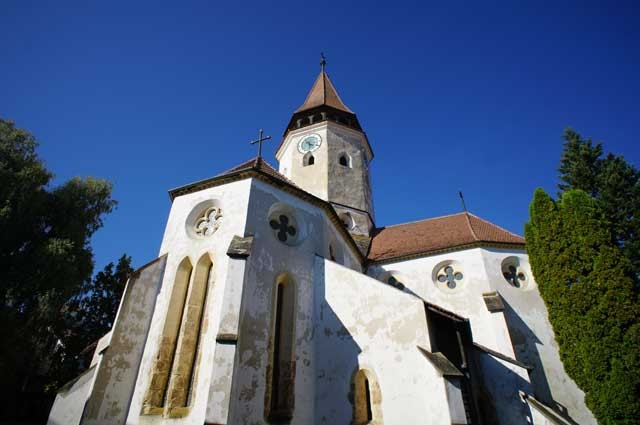 fortified churches day tour from brasov