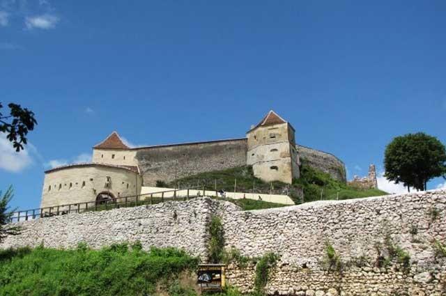 Rasnov fortress - Brasov day trips