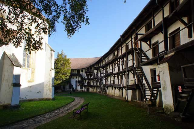 Saxon fortified churches tour from Brasov