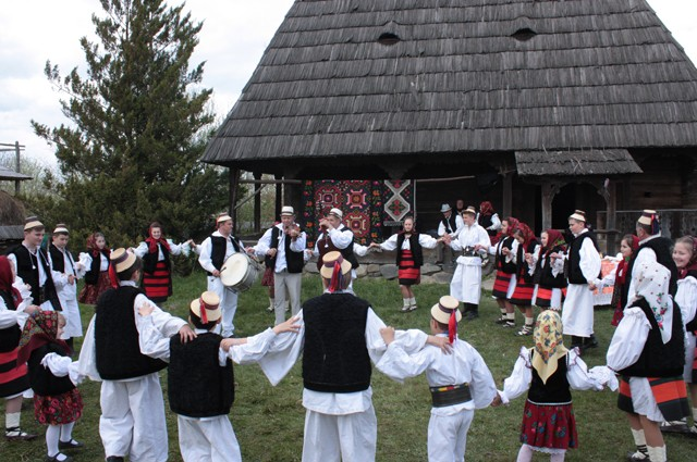 Traditions in Maramures